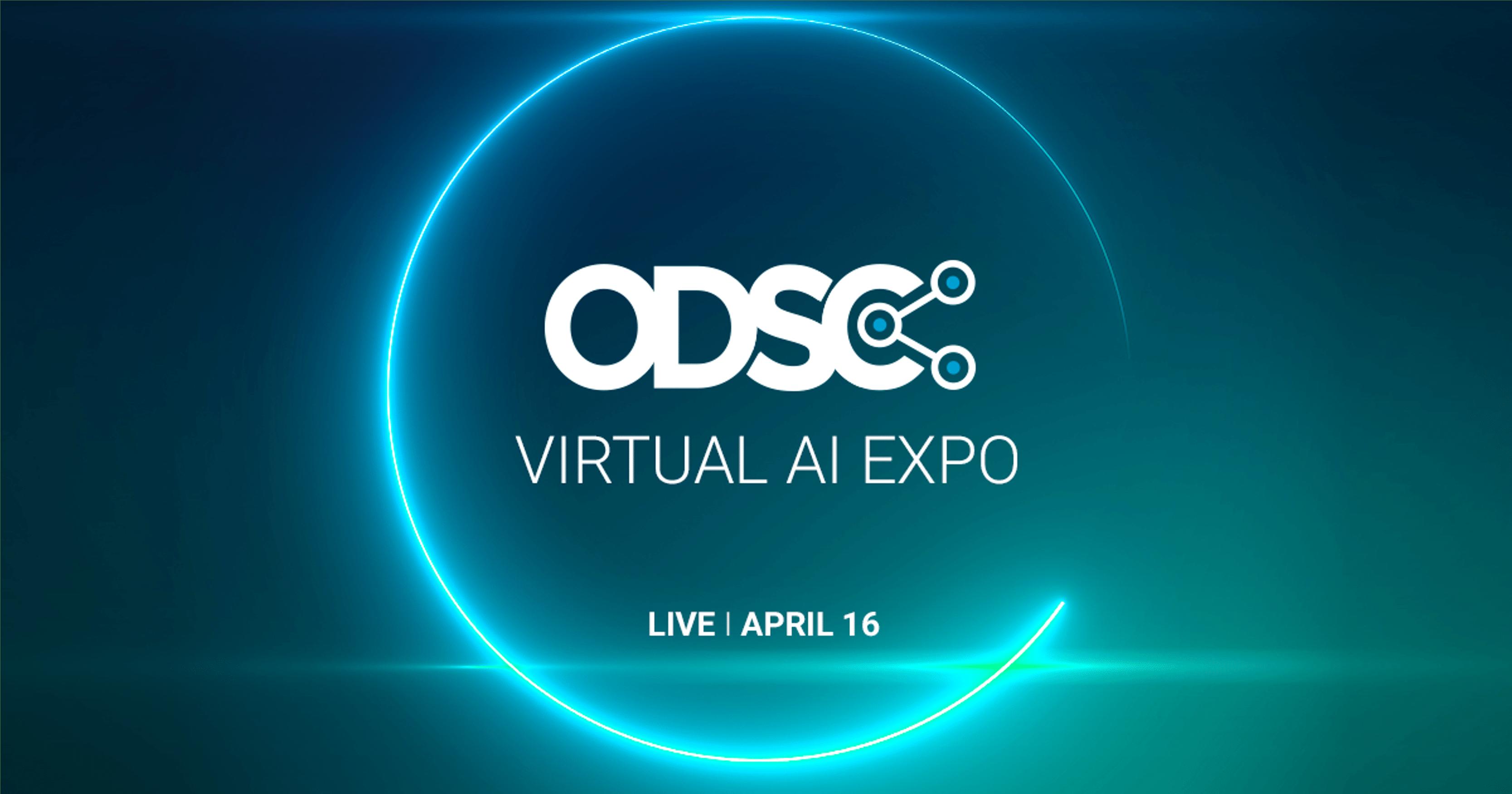 odsc virtual event