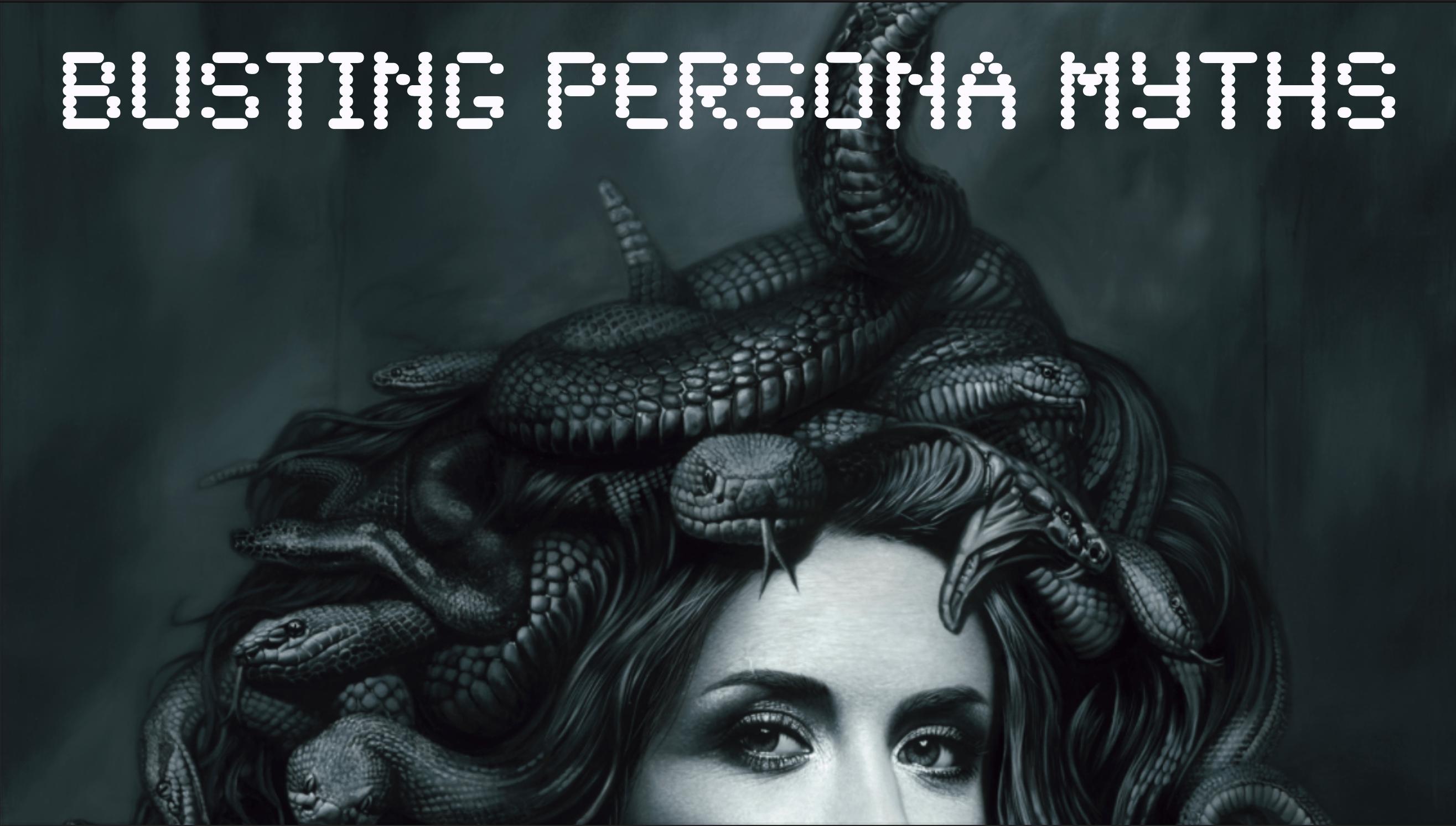 persona myths